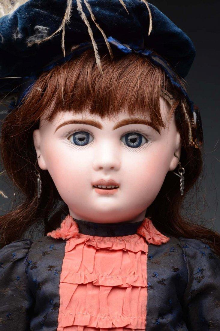 French Jumeau B.L. Bébé Doll. - 2
