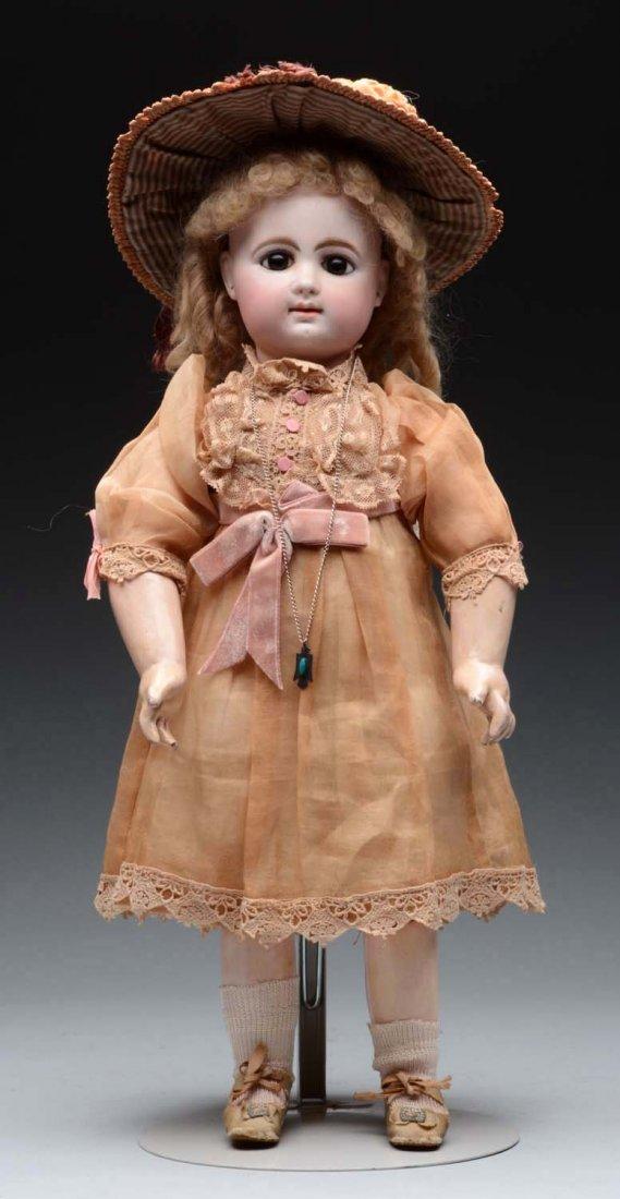 French R.D. Bébé Doll.