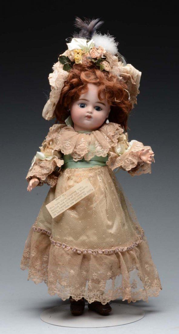 Sweet French Bébé Doll.
