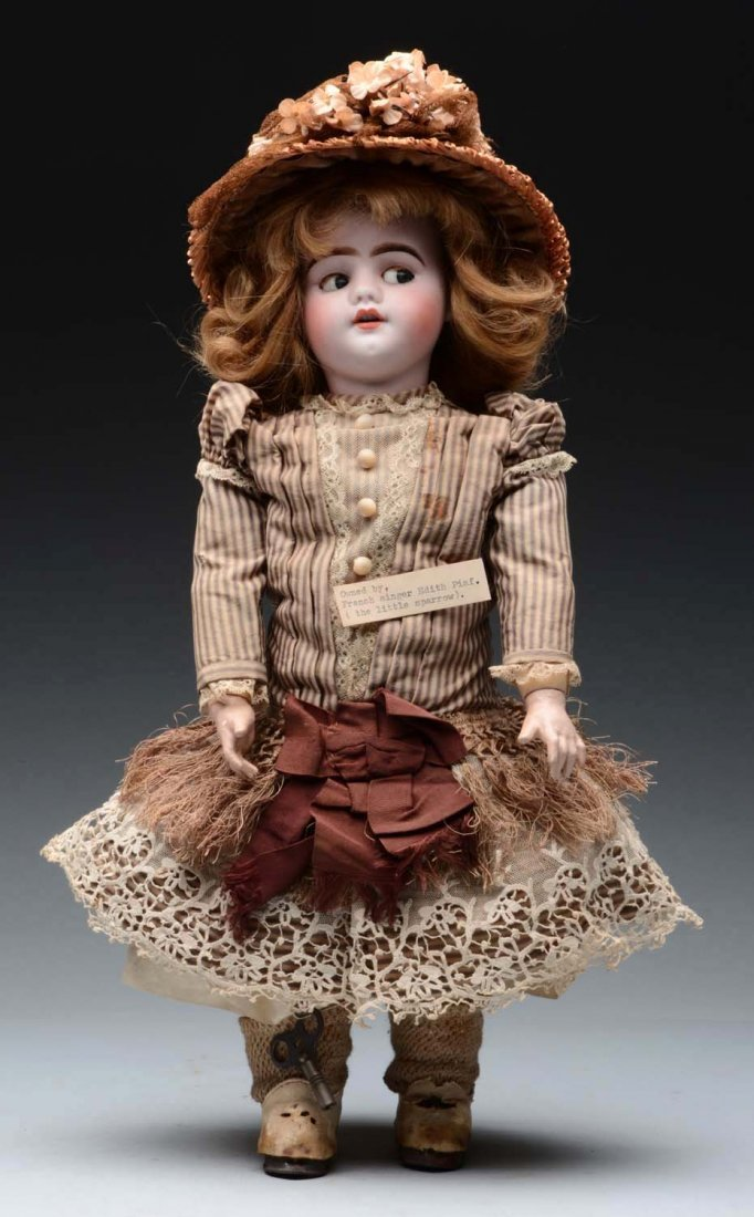 French Mechanical Walking Doll.