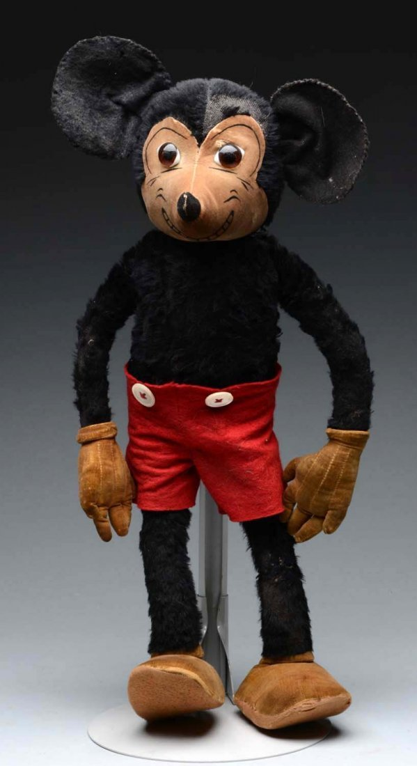 "English ""Mickey Mouse""."