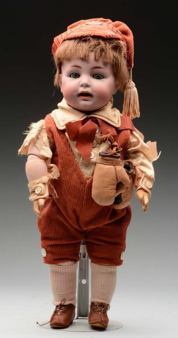K & R 116/A Character Doll.
