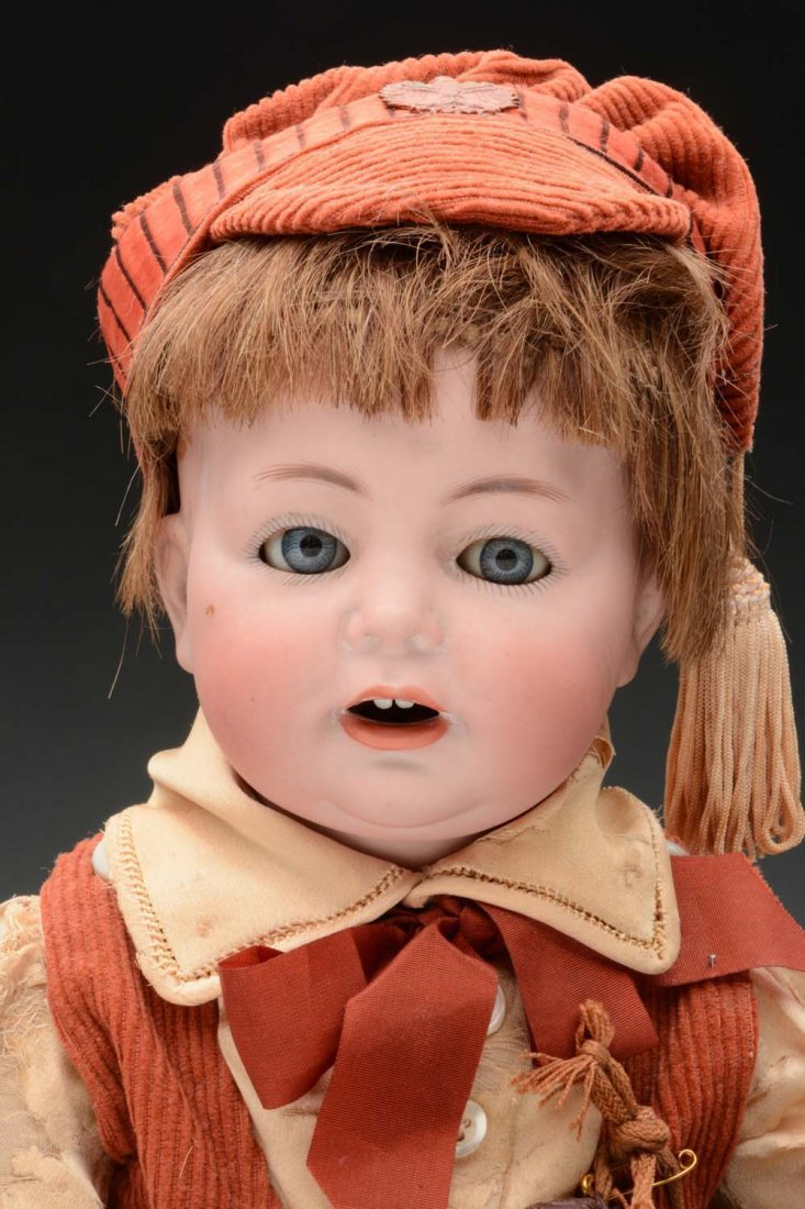 K & R 116/A Character Doll. - 2