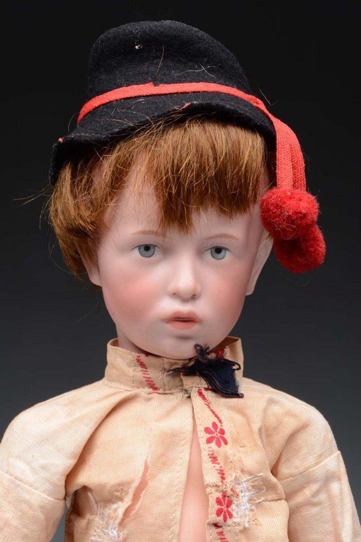 "All Original K*R 107 ""Carl"" German Character Child - 2"
