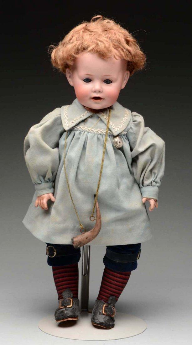 Kestner Character Doll.