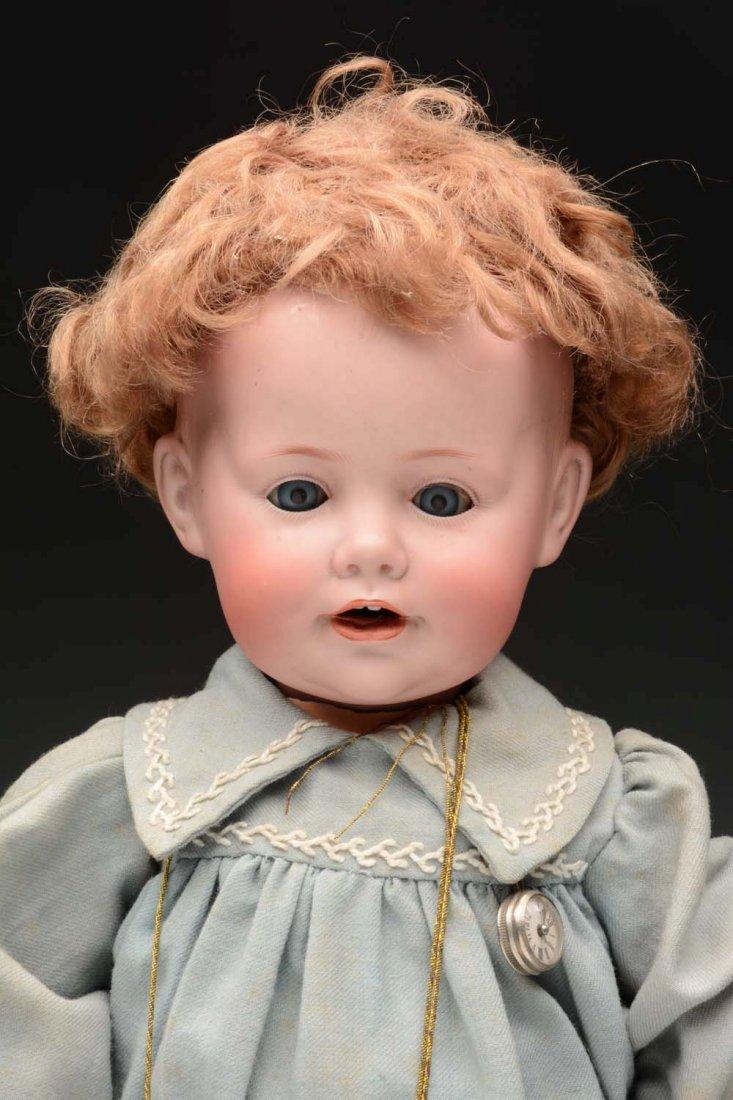 Kestner Character Doll. - 2