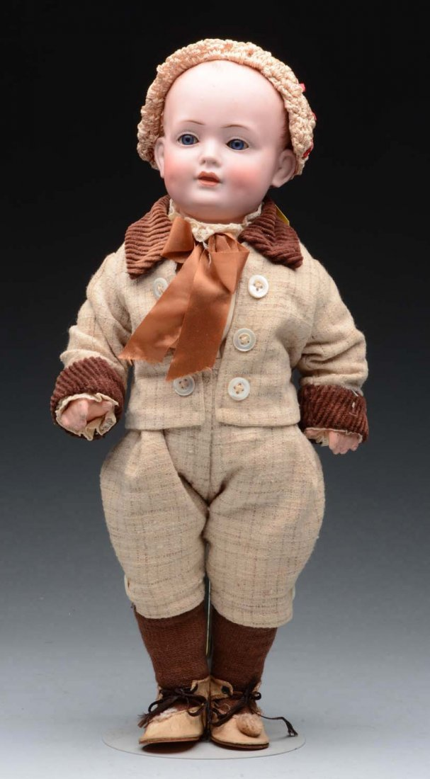 Kley & Hahn 531 Character Doll.