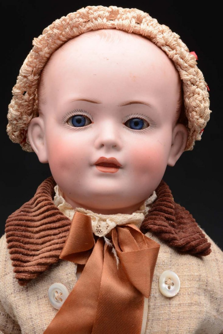 Kley & Hahn 531 Character Doll. - 2