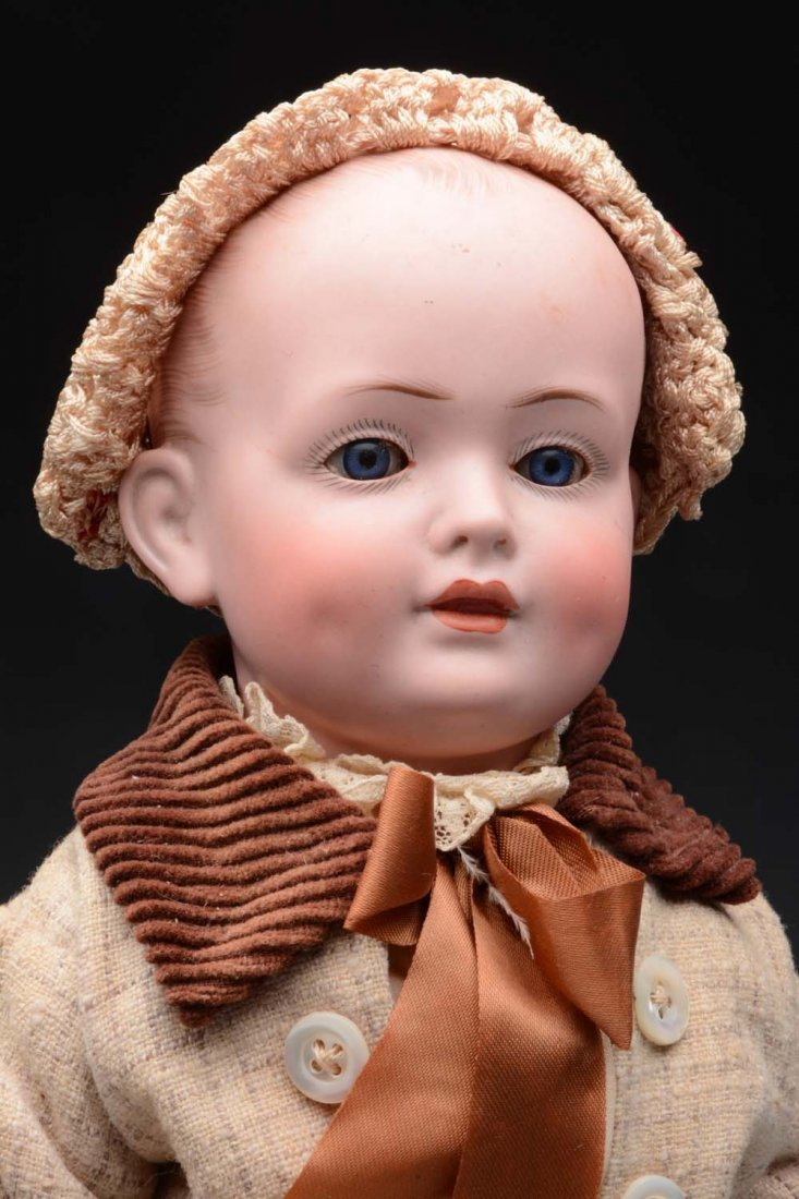 Kley & Hahn 531 Character Doll. - 3