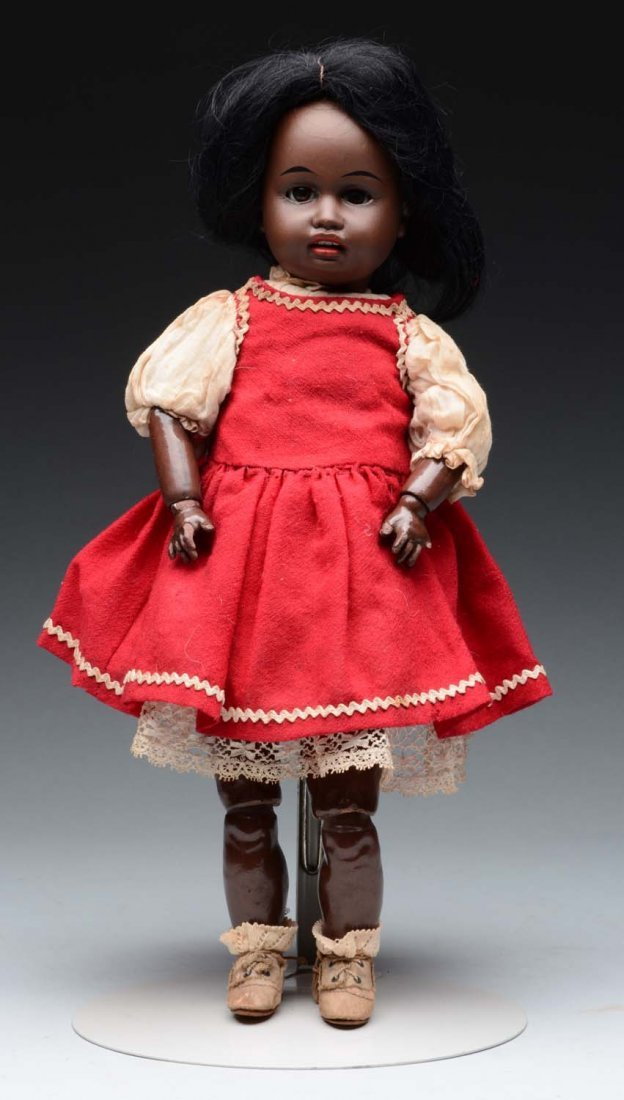 Kuhnlenz Black Doll.