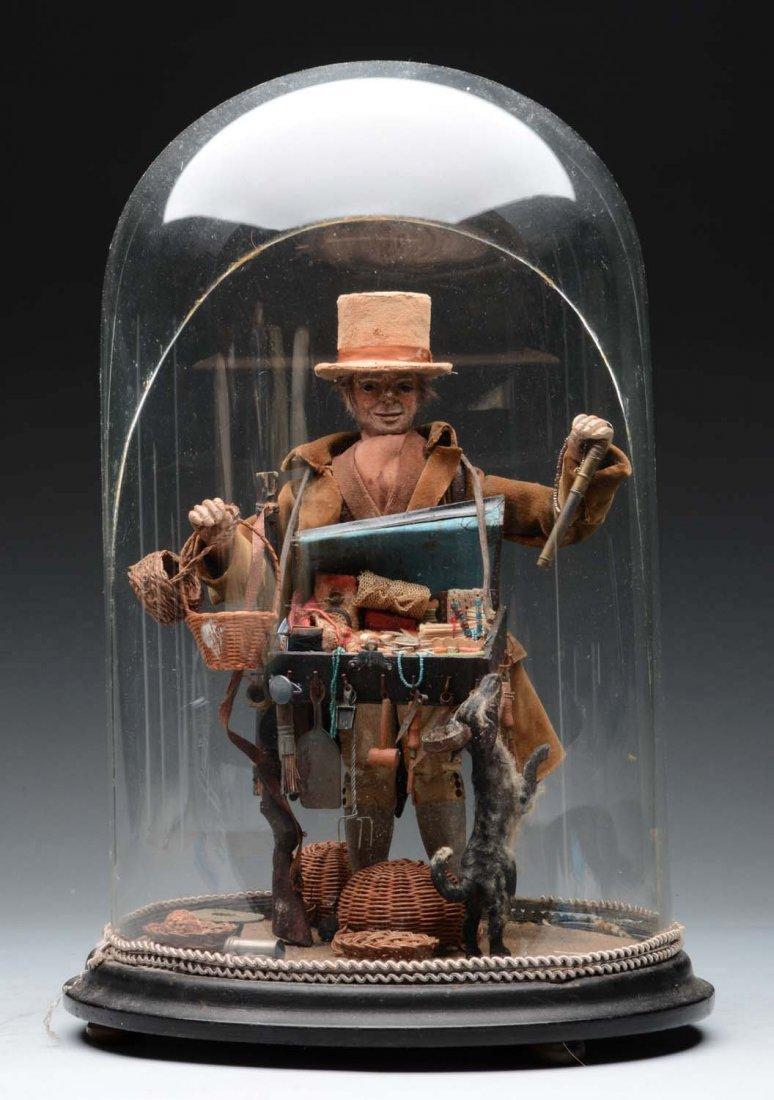 Gentleman Peddler Doll.