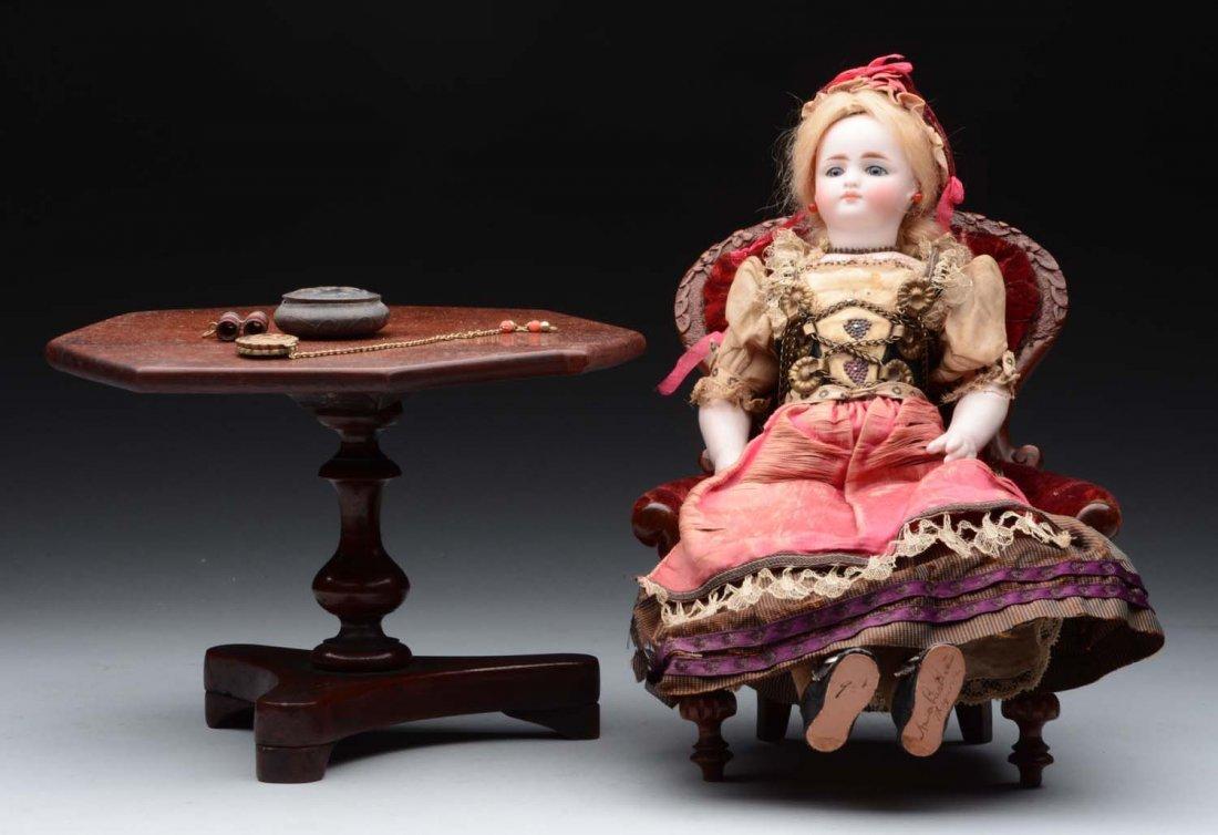 Simon & Halbig Lady Doll.