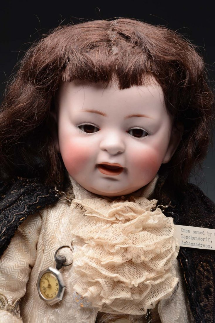 JDK Toddler Doll. - 2
