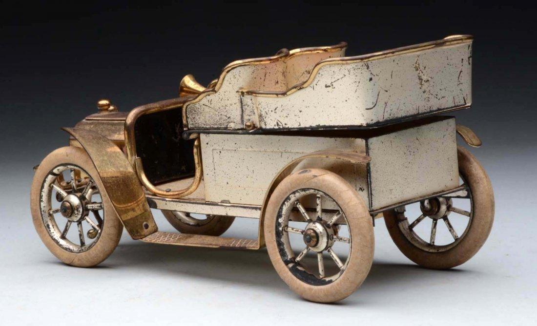 Lot Of 2: Automotive Cigarette Box & C.I. Safe - 2