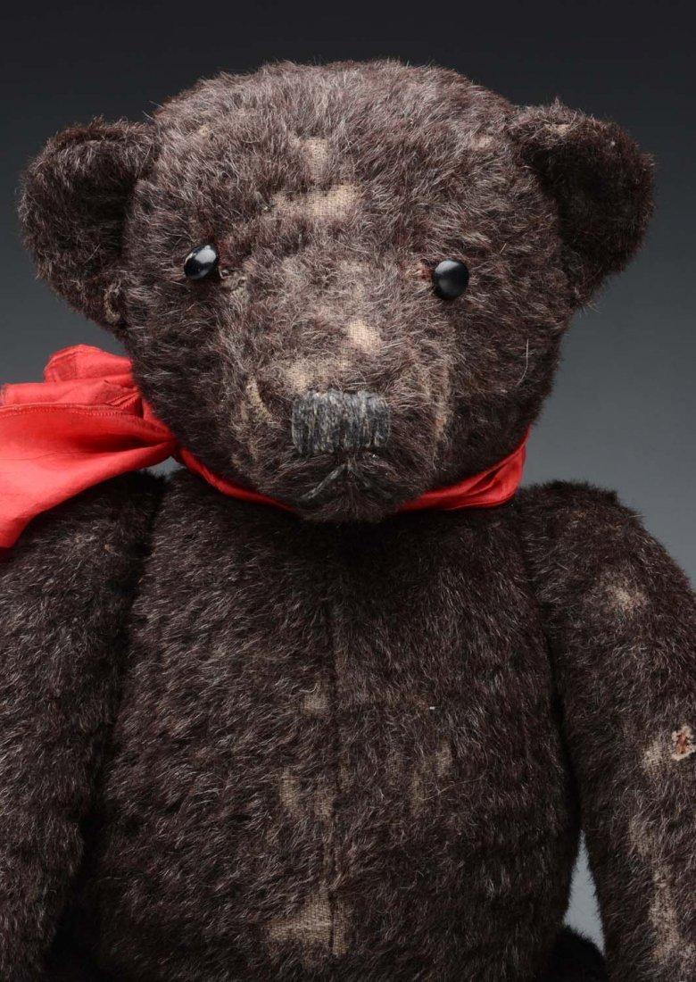 """23"""" Black English Teddy Bear. - 2"""