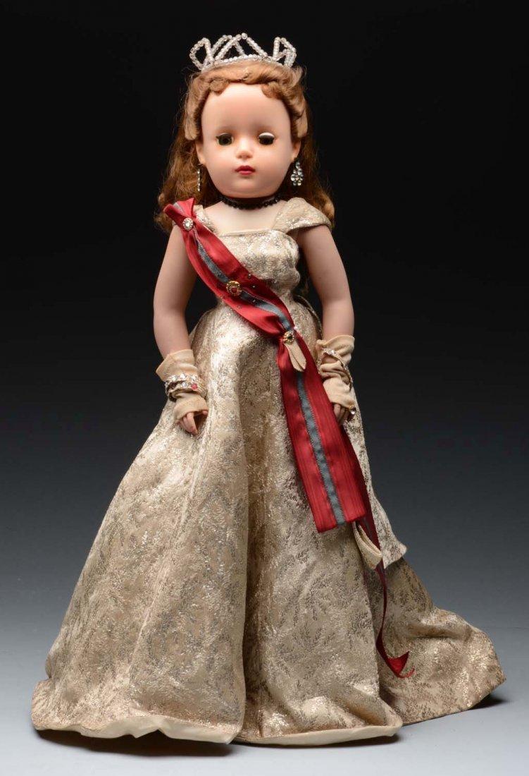 Madame Alexander Queen.