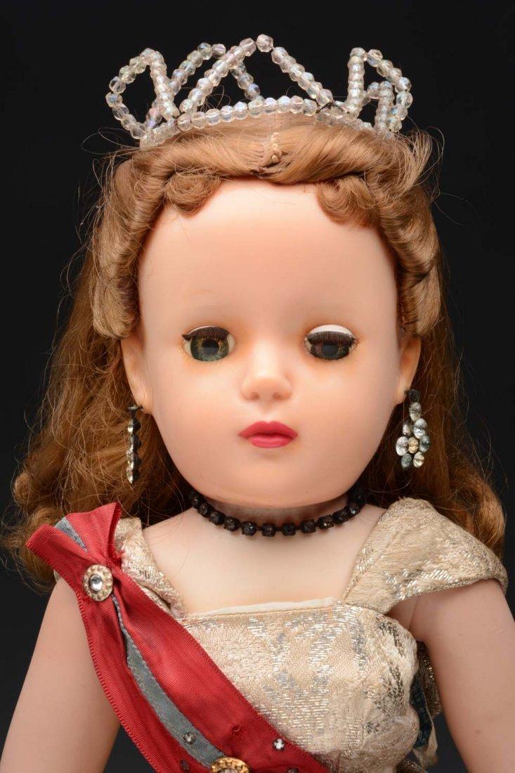 Madame Alexander Queen. - 2
