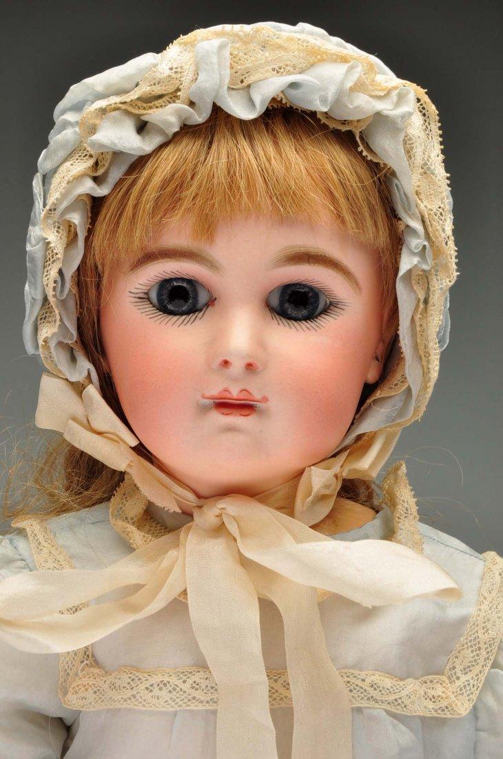 Tete Jumeau #8 French Bebe. - 2