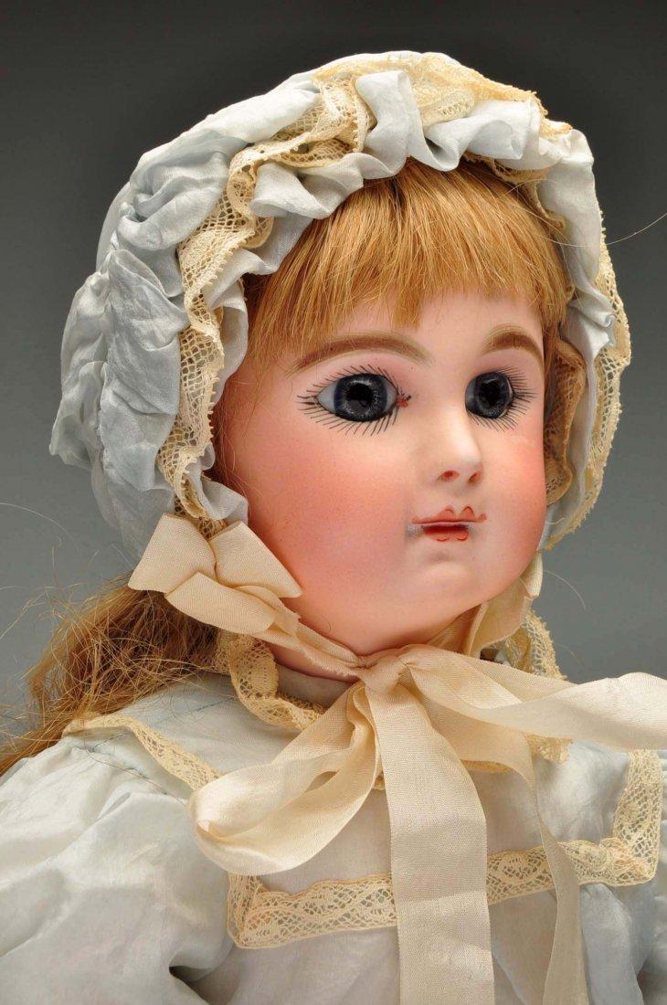 Tete Jumeau #8 French Bebe. - 3