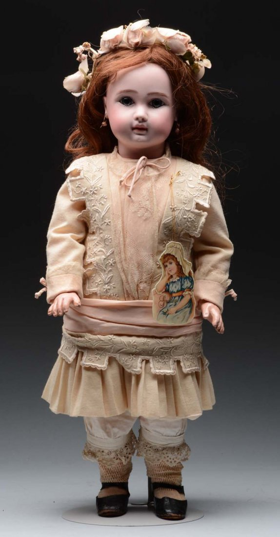 Steiner Bebe Doll.