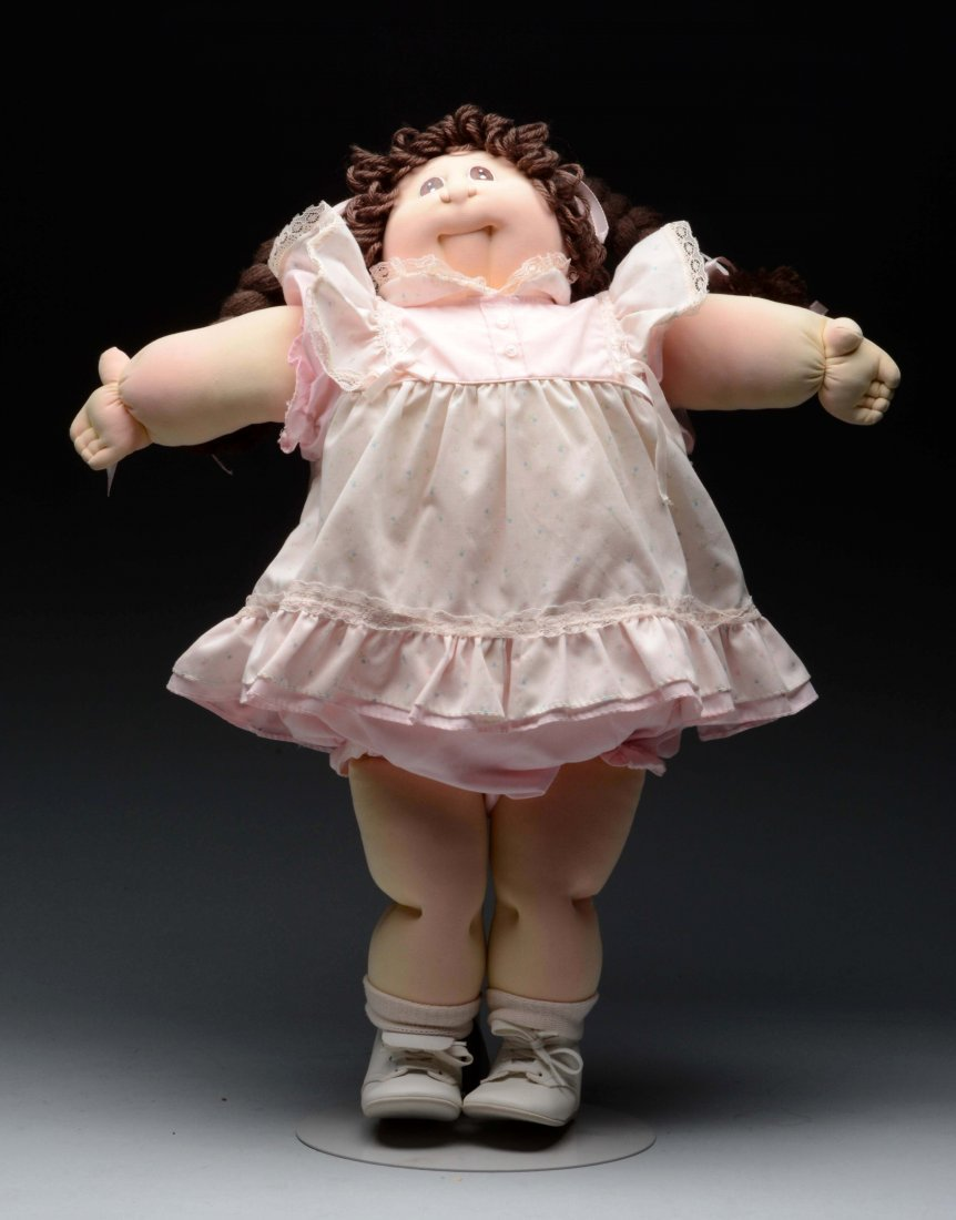 Cabbage Patch Doll.