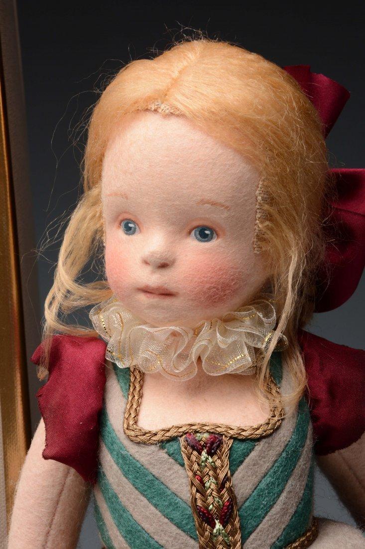 Lot of 2: UFDC Souvenir Dolls. - 4