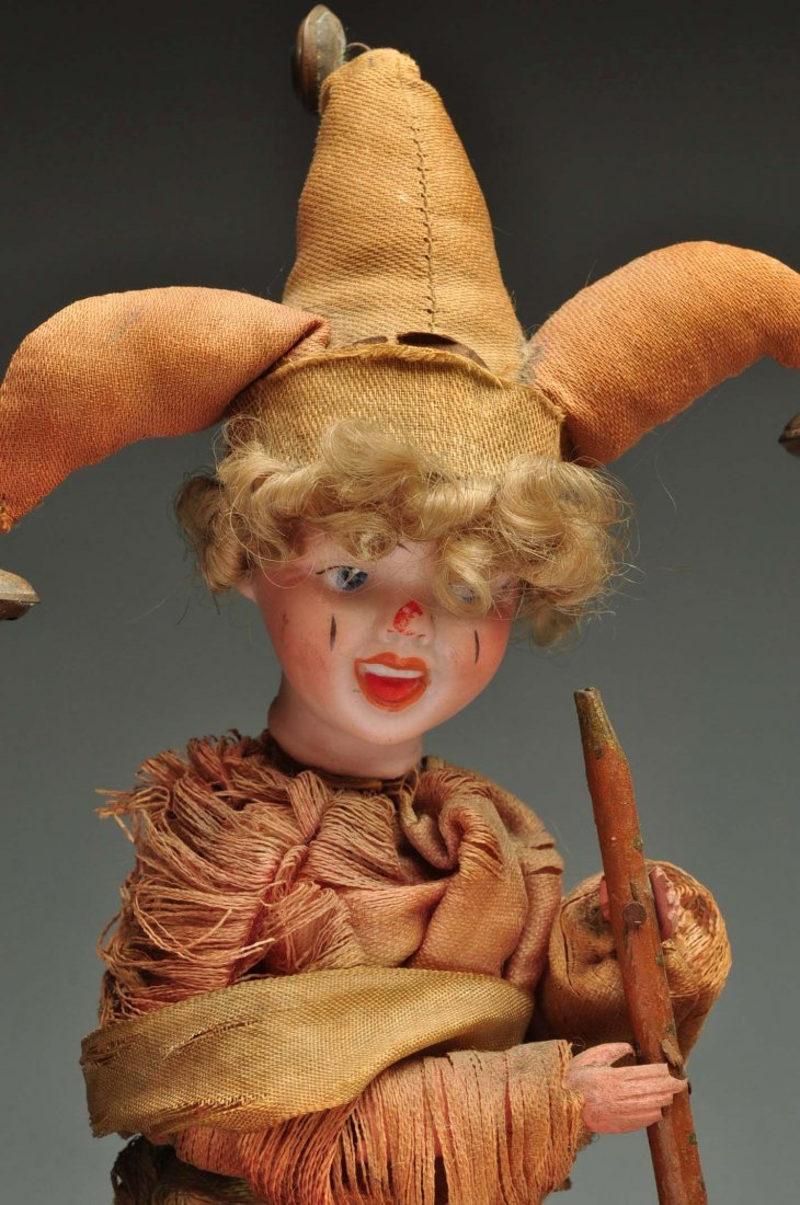 Beautiful & Complex Seven Figure French Automaton. - 3