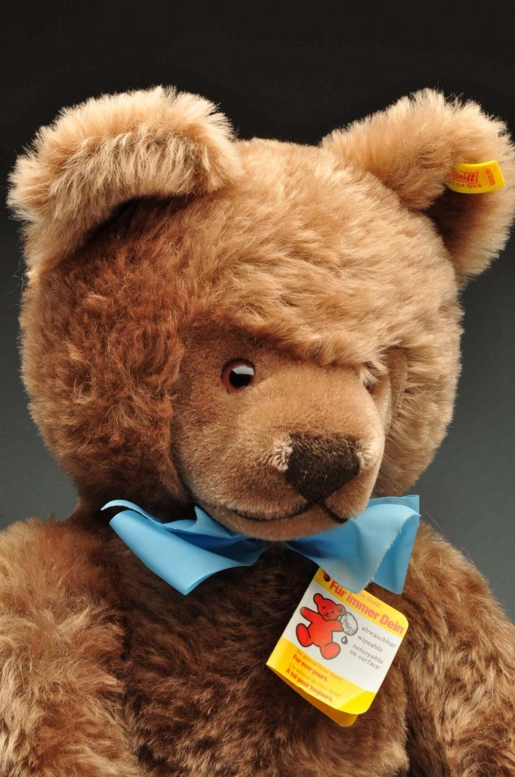 Lot of 6: Steiff Mohair Original Teddy Bears w/ID. - 2
