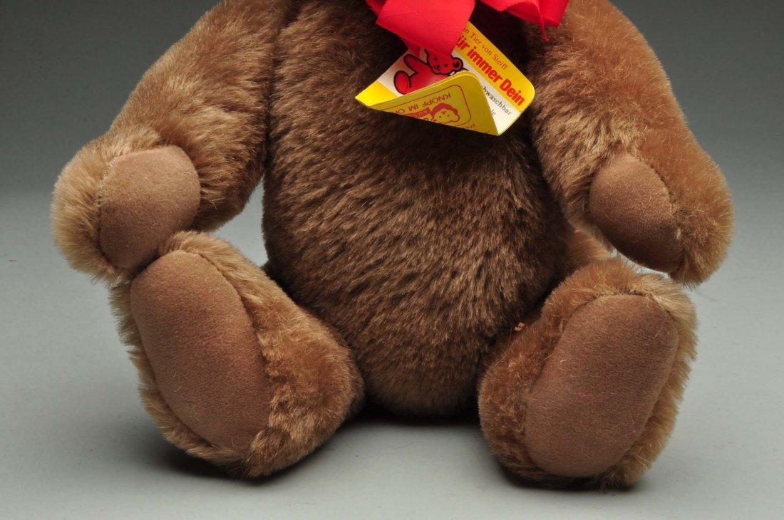 Lot of 6: Steiff Mohair Original Teddy Bears w/ID. - 6