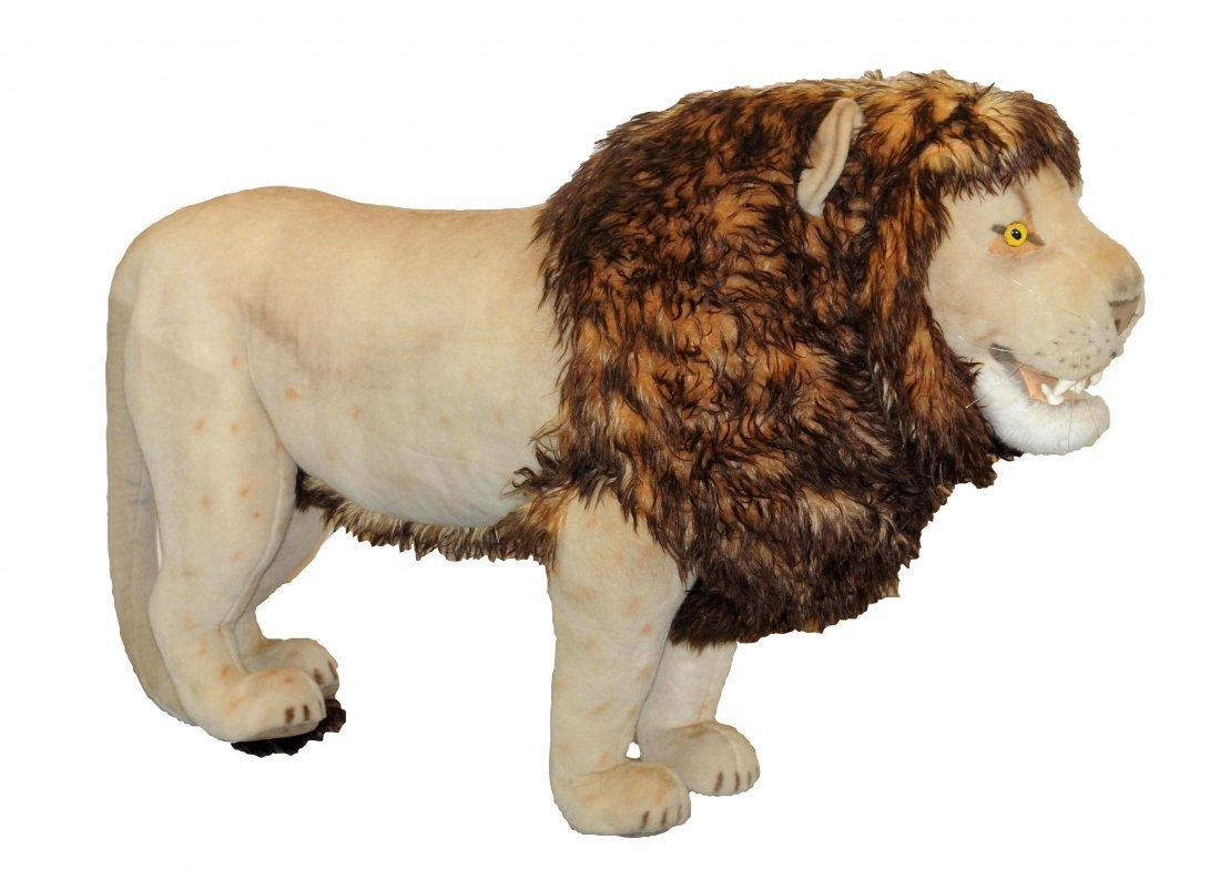 Steiff Studio Sized Display Lion.