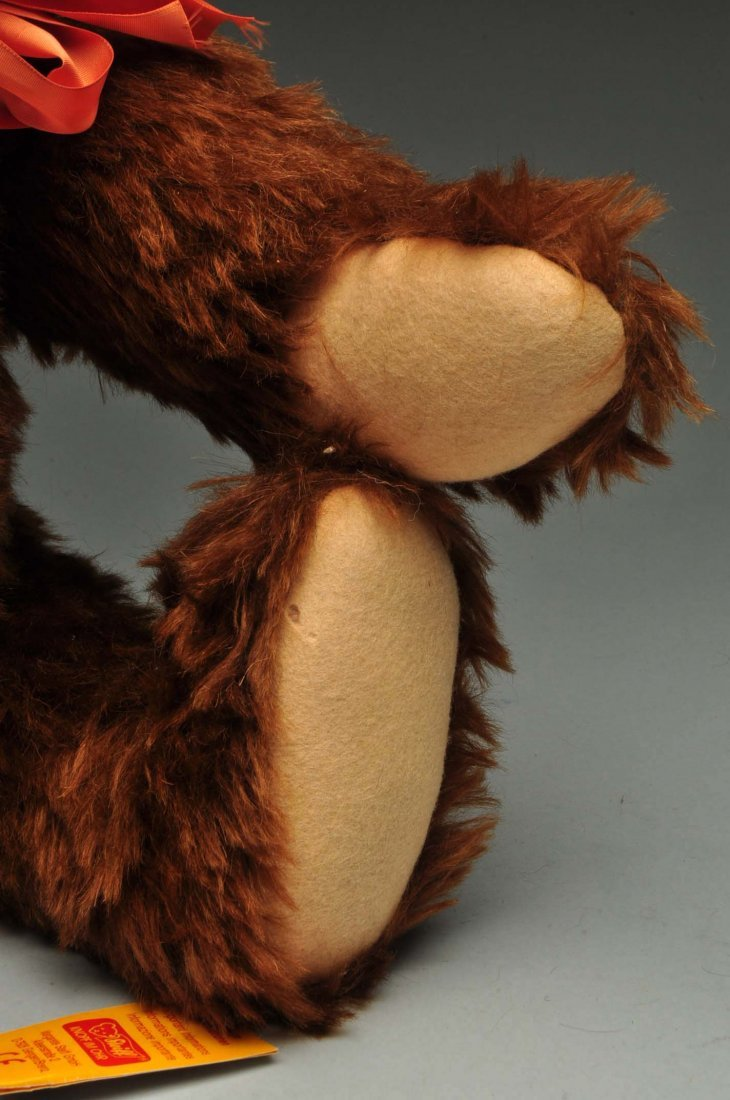 Lot Of 3: Brown Mohair Novelty Style Steiff Bears. - 3