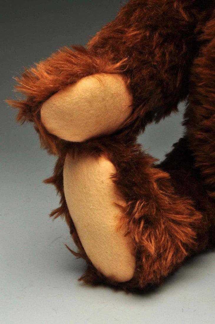 Lot Of 3: Brown Mohair Novelty Style Steiff Bears. - 4