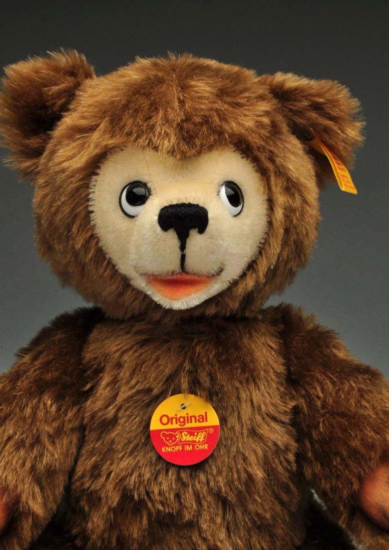 Lot Of 3: Brown Mohair Novelty Style Steiff Bears. - 6