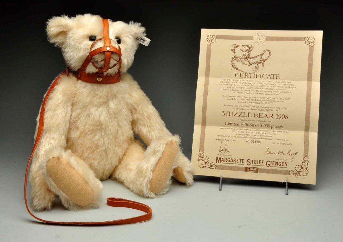 Lot Of 3: Steiff Legacy Replica Teddy Bears. - 2