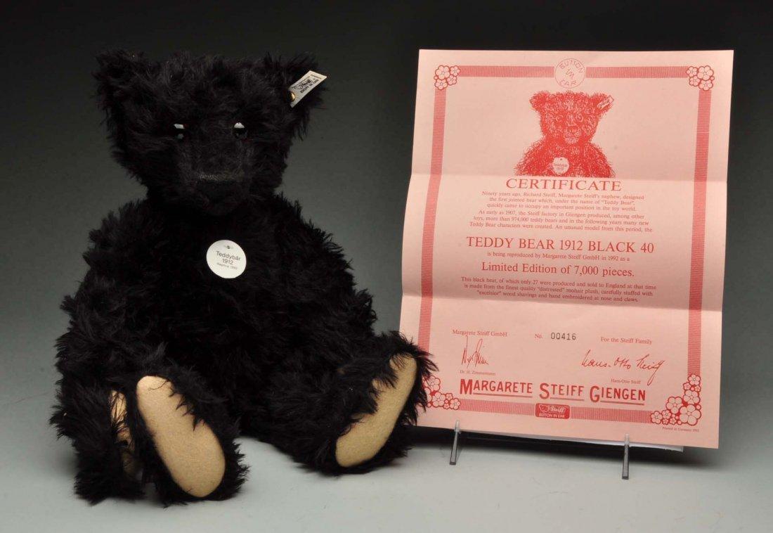 Lot Of 3: Steiff Legacy Replica Teddy Bears. - 6