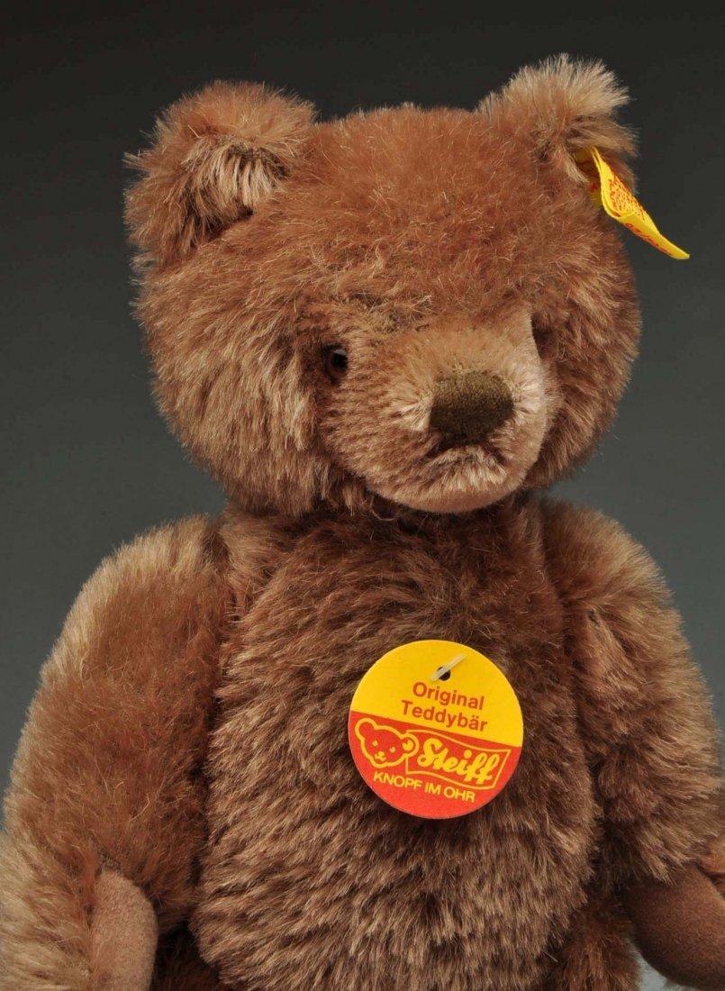 Lot Of 4: Traditional Style Steiff Teddy Bears. - 8