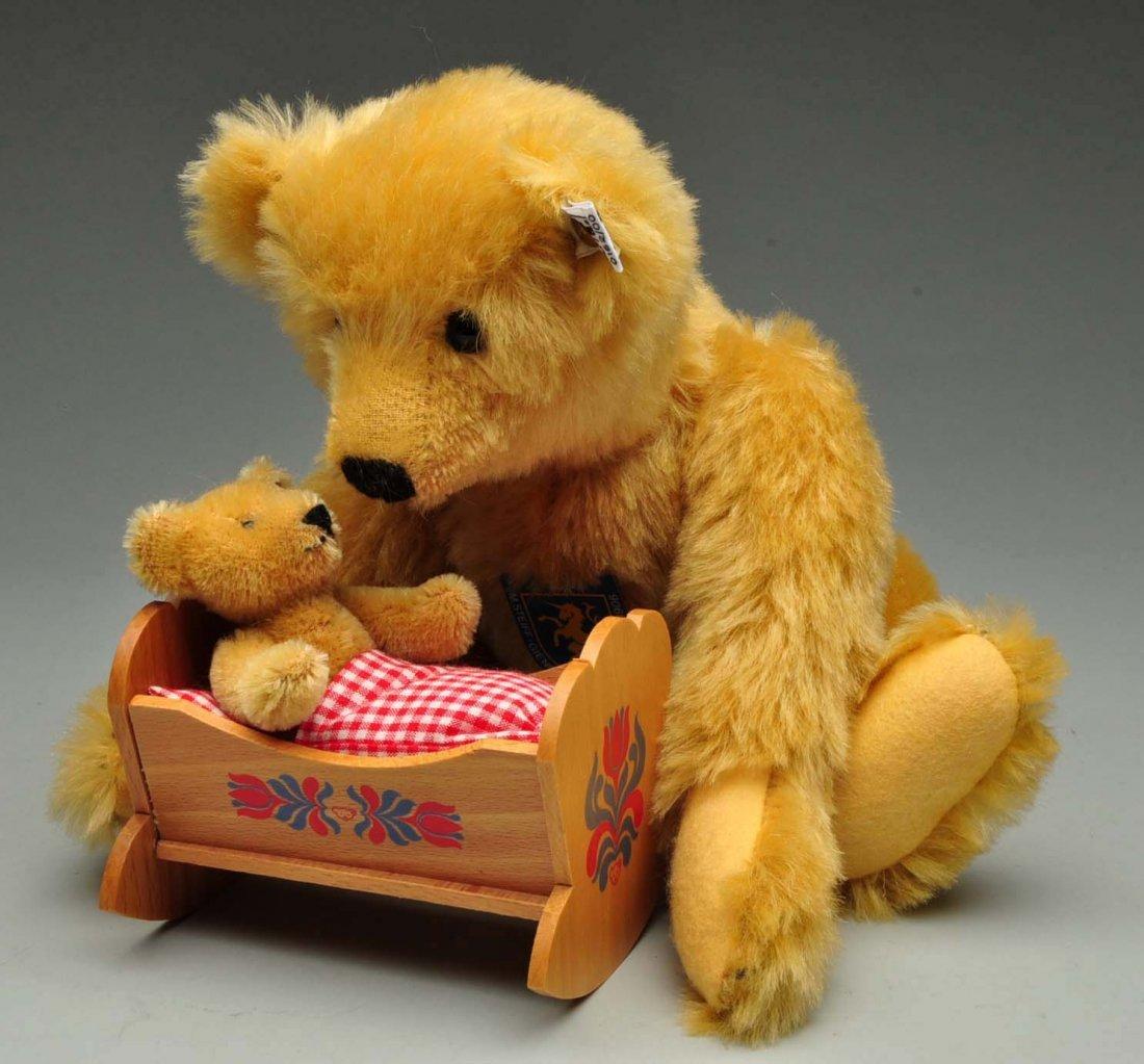 "Steiff's Limited Edition ""Giengen Teddy Bear Set"". - 10"