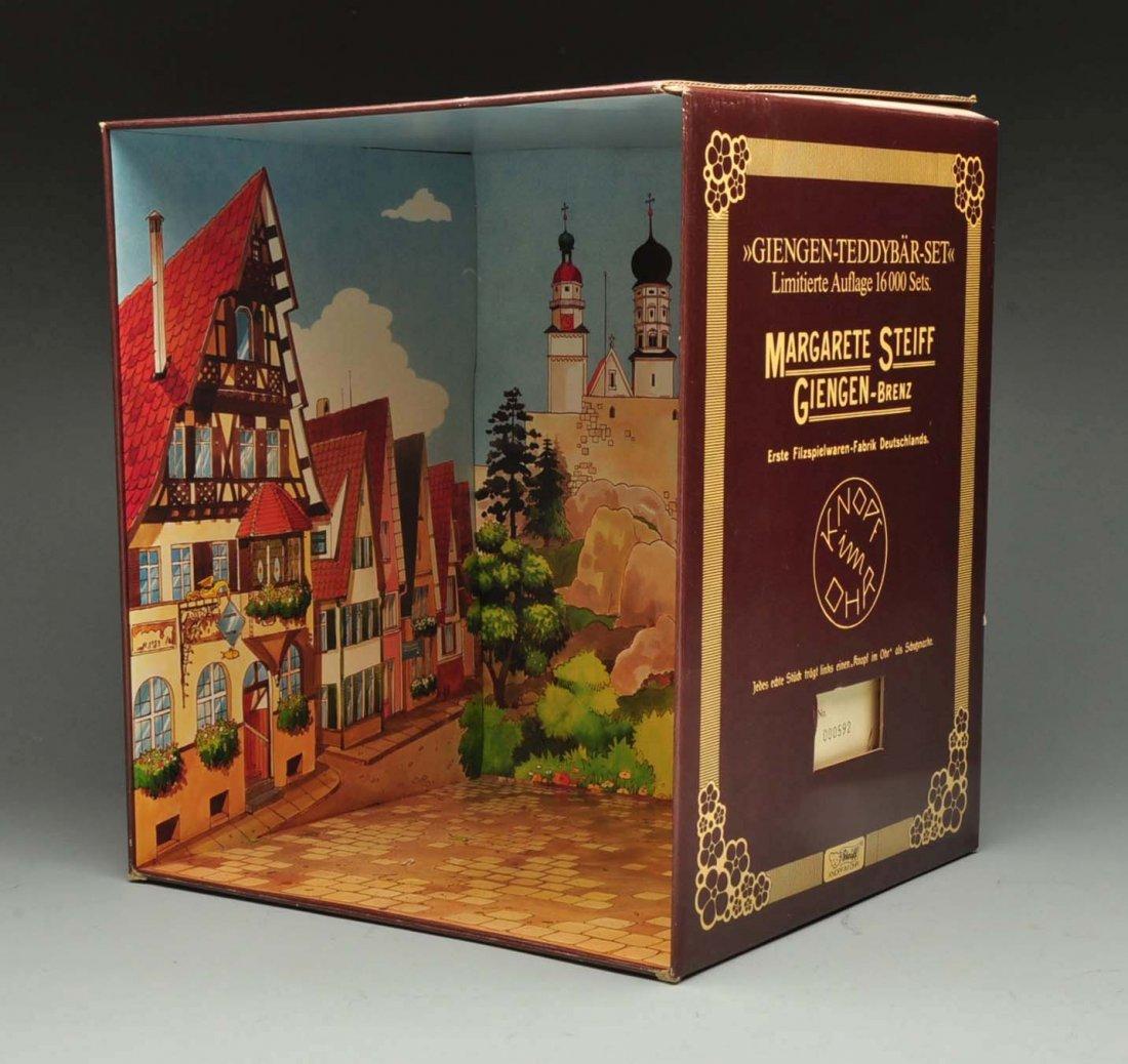 "Steiff's Limited Edition ""Giengen Teddy Bear Set"". - 3"