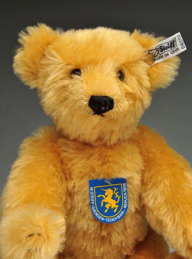 "Steiff's Limited Edition ""Giengen Teddy Bear Set"". - 6"
