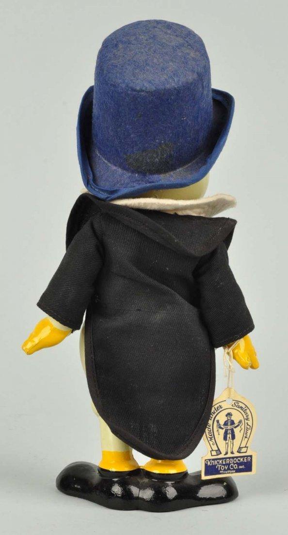 Walt Disney Knickerbocker Jiminy Cricket Figure. - 2