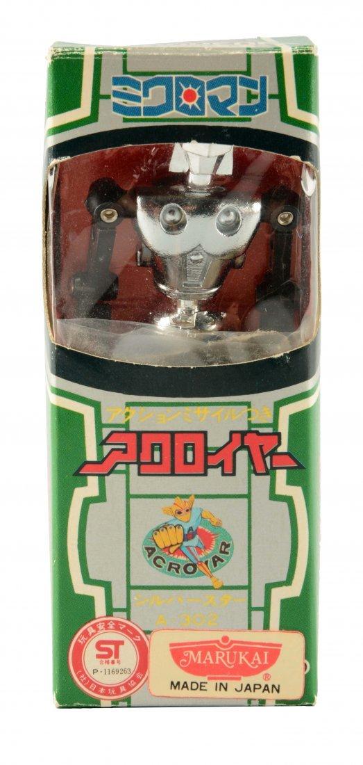 Takara Micro Acroyear.