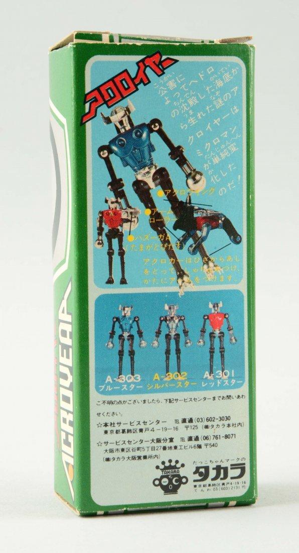 Takara Micro Acroyear. - 2