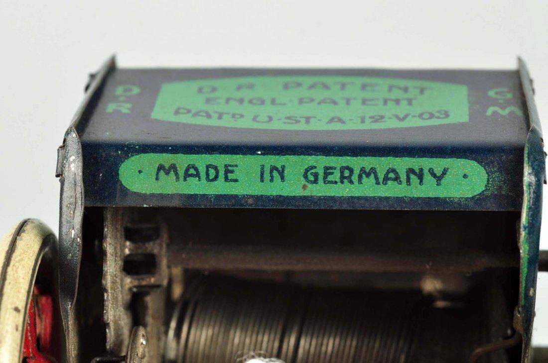German Lehmann Tin Litho Wind Up Oho Car. - 3