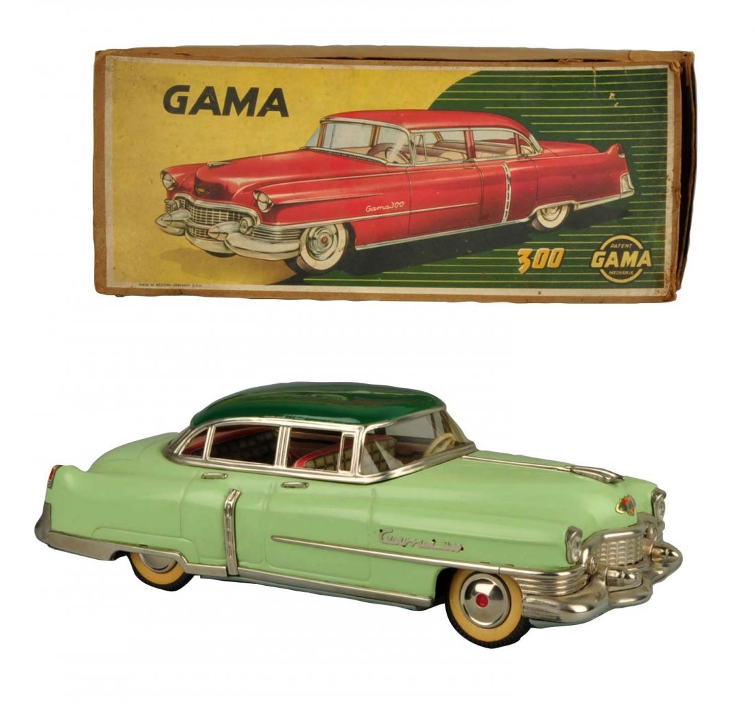 Pressed Steel Gama No. 300 Cadillac.