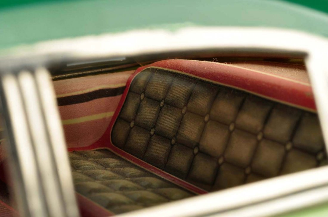 Pressed Steel Gama No. 300 Cadillac. - 7