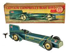 German Gunthermann Captain Campbells Blue Bird