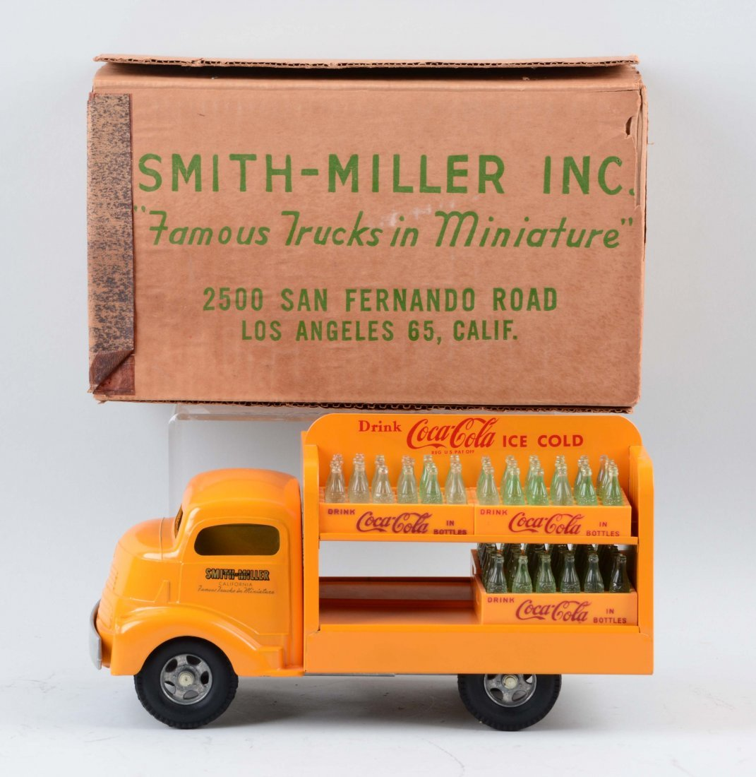 Smith Miller Coca-Cola Truck No. 420. - 2