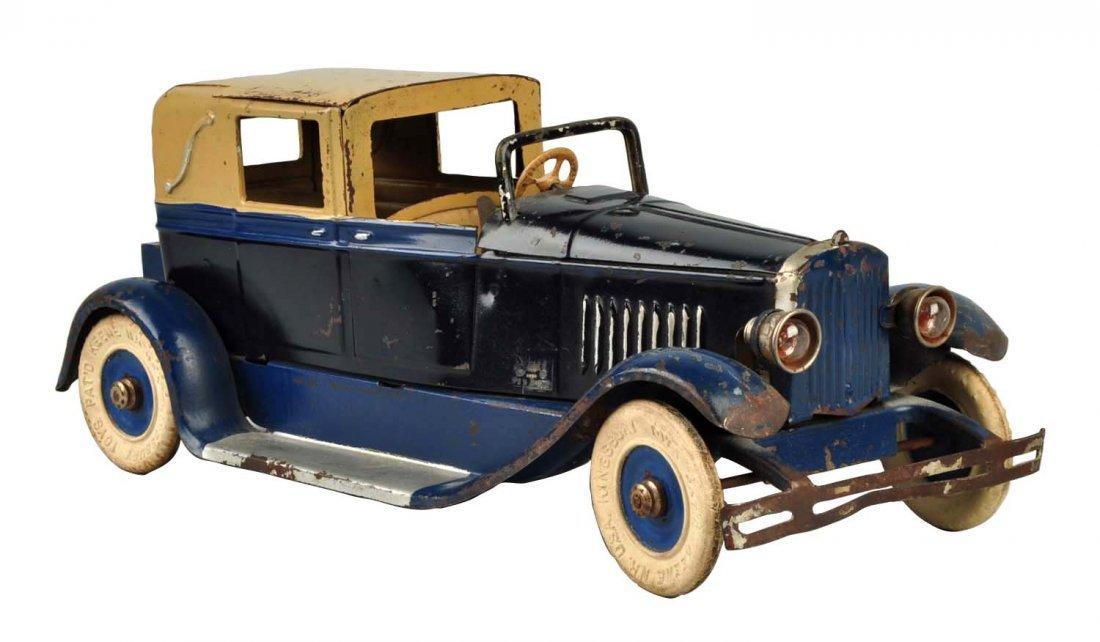 Pressed Steel Kingsbury Town Car.
