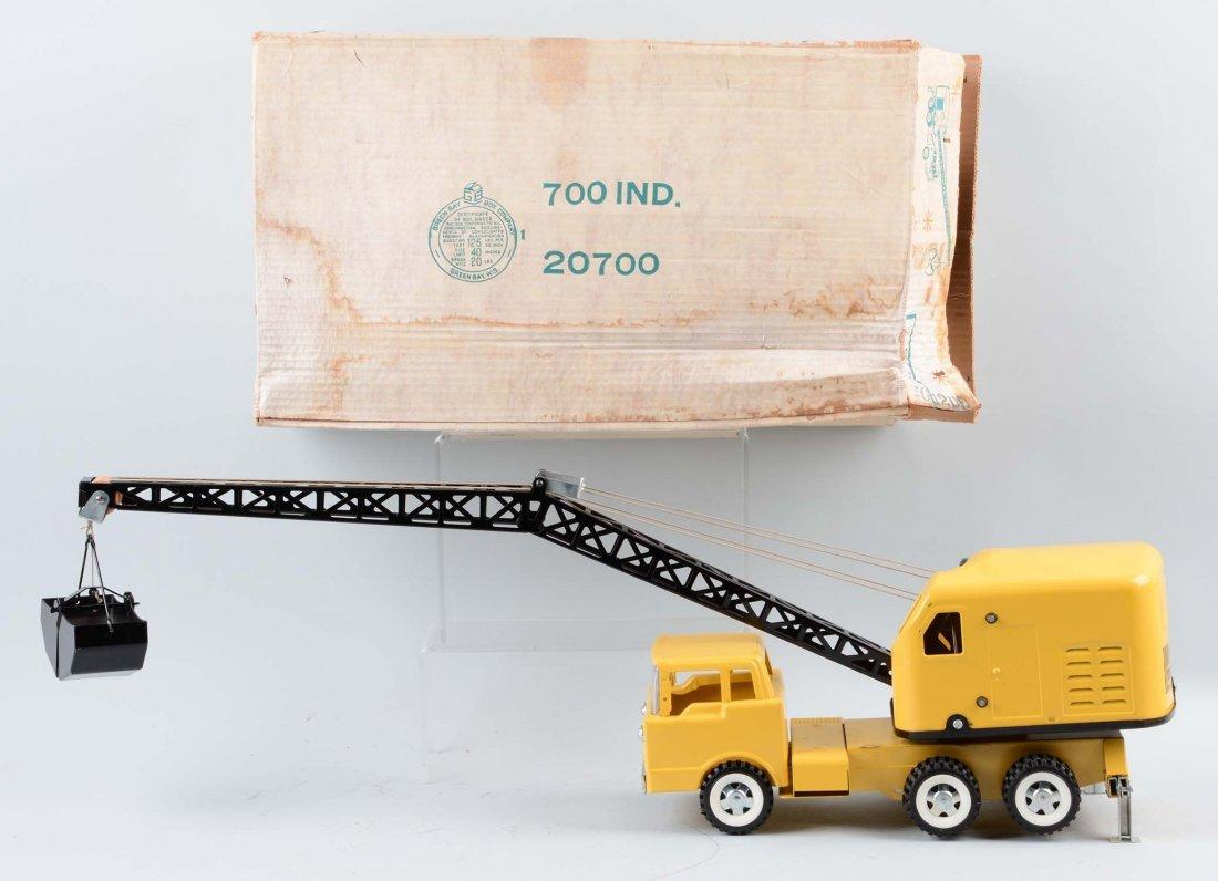 Structo Mobile Crane Truck No. 700. - 2