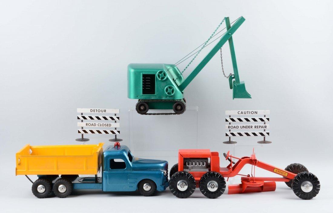 Structo No. 510 Highway Builder Set. - 2